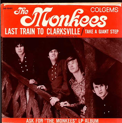 The Picture Sleeve and Album Art Museum: The Monkees Last Train To ...