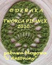 Odznaka Twórca Pisanek 2010