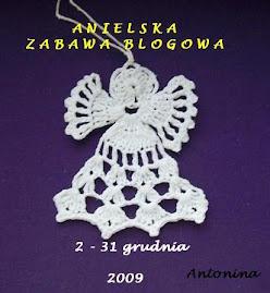 Anielska zabawa  blogowa 2009