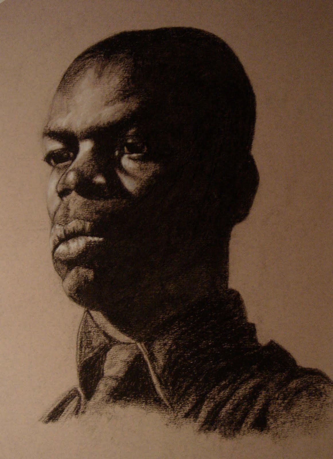Nikawind Art Studios Charcoal Portraits 2