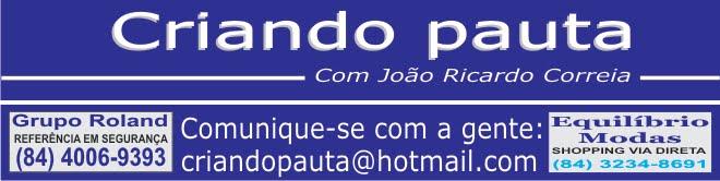 CRIANDO PAUTA