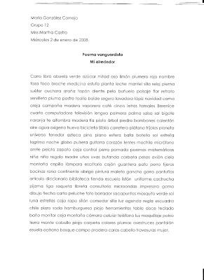Poemas de Guillaume Apollinaire