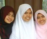 my lovely frendz!! atin,milah&shida(^_^)
