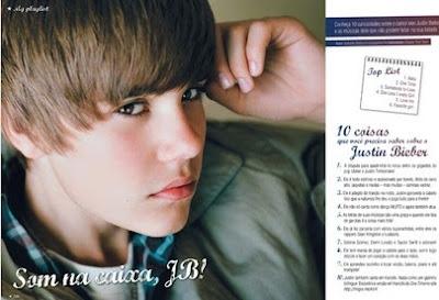 Justin Bieber Playlist on Playlist Do Justin Bieber Tamb  M N  O Pode Faltar