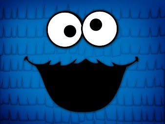 #6 Cookie Monster Wallpaper