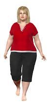 My Virtual Weight Loss Model