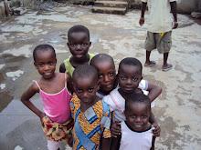 Ghanaian Kids!