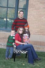 April Trent and their kids Hudson and Ruby