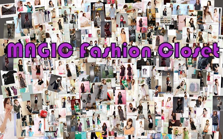 MAGIC Fashion Closet