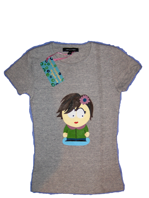 Tricou fete South Park by Adi