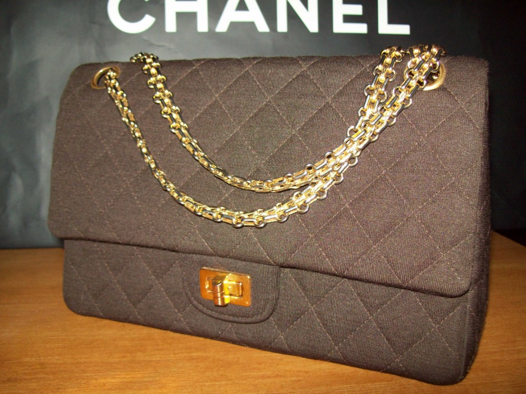 9dfe626a5dd743 The Chanel 2.55 Handbag: History, Facts, Fakes and the find of a ...