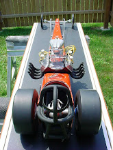 1/4 scale FED Dragster