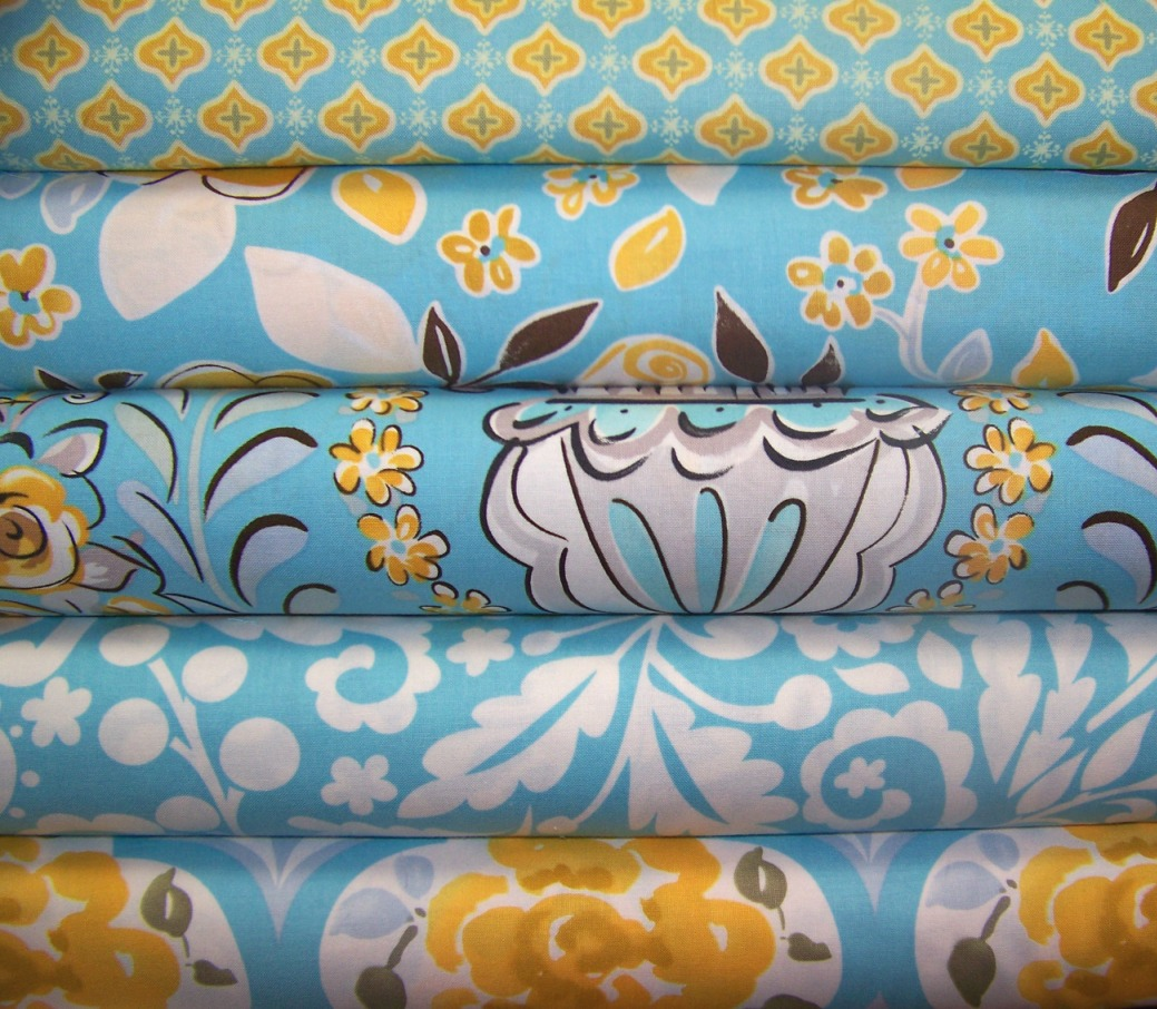 Sew lux fabric blog tea garden for Dena designs tea garden fabric