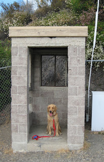 A Golden Sentry at the Cold War missile site