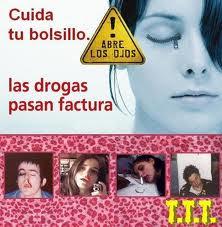 CAUSAS DE LAS DROGAS