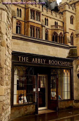 A London Bookshop Adventure.
