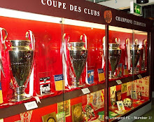 ANFIELD TOUR AND MUSEUM