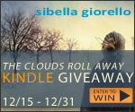 The Clouds Roll Away KINDLE Giveaway