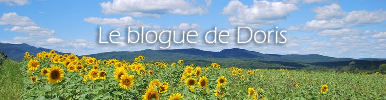 Le blog de Doris