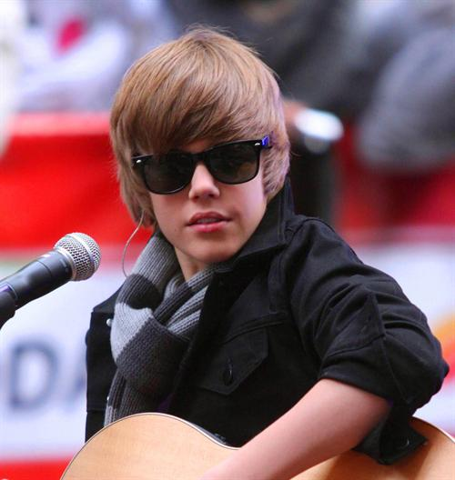 Justin Bieber - A Proactiv Solution Success Story stock photos pictures