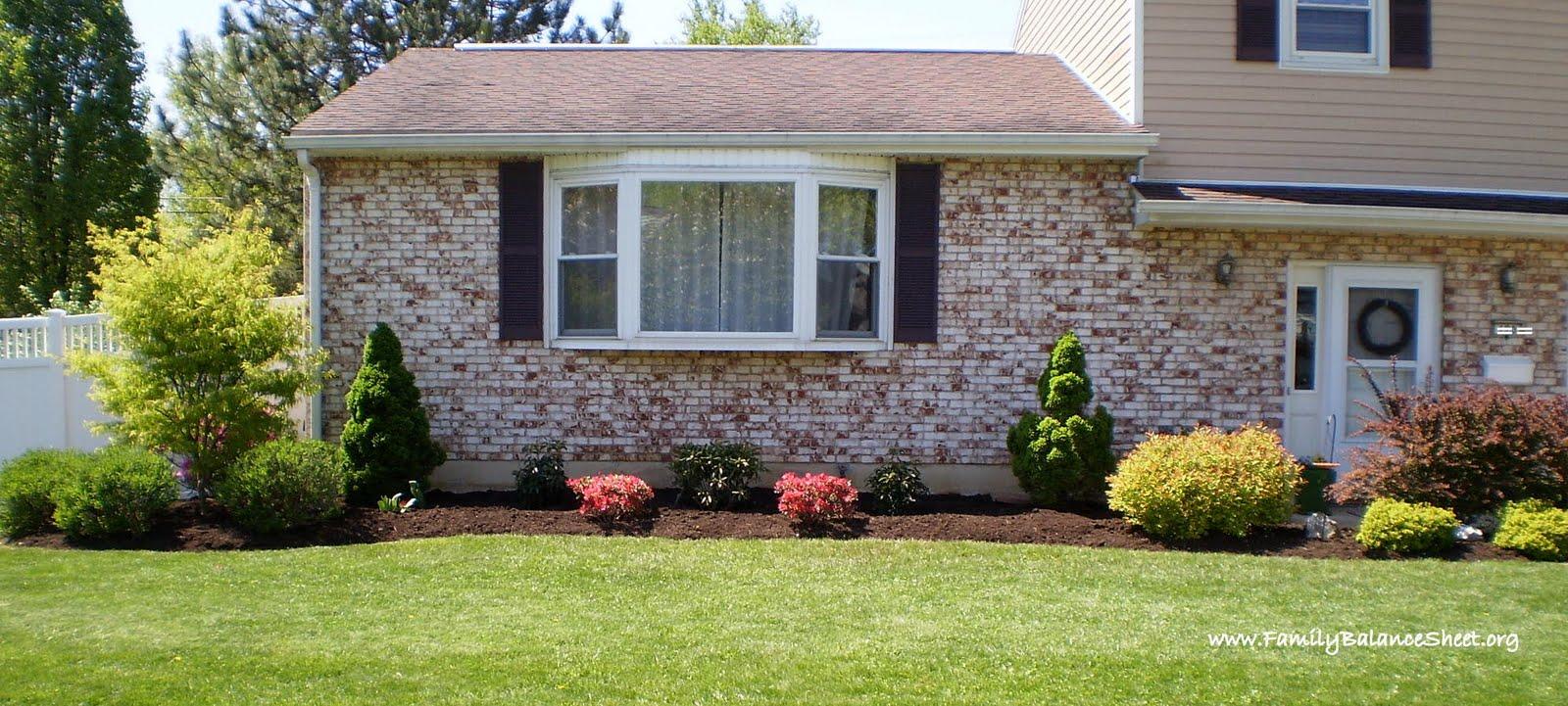 Front Yard Garden Designs Home Design Ideas