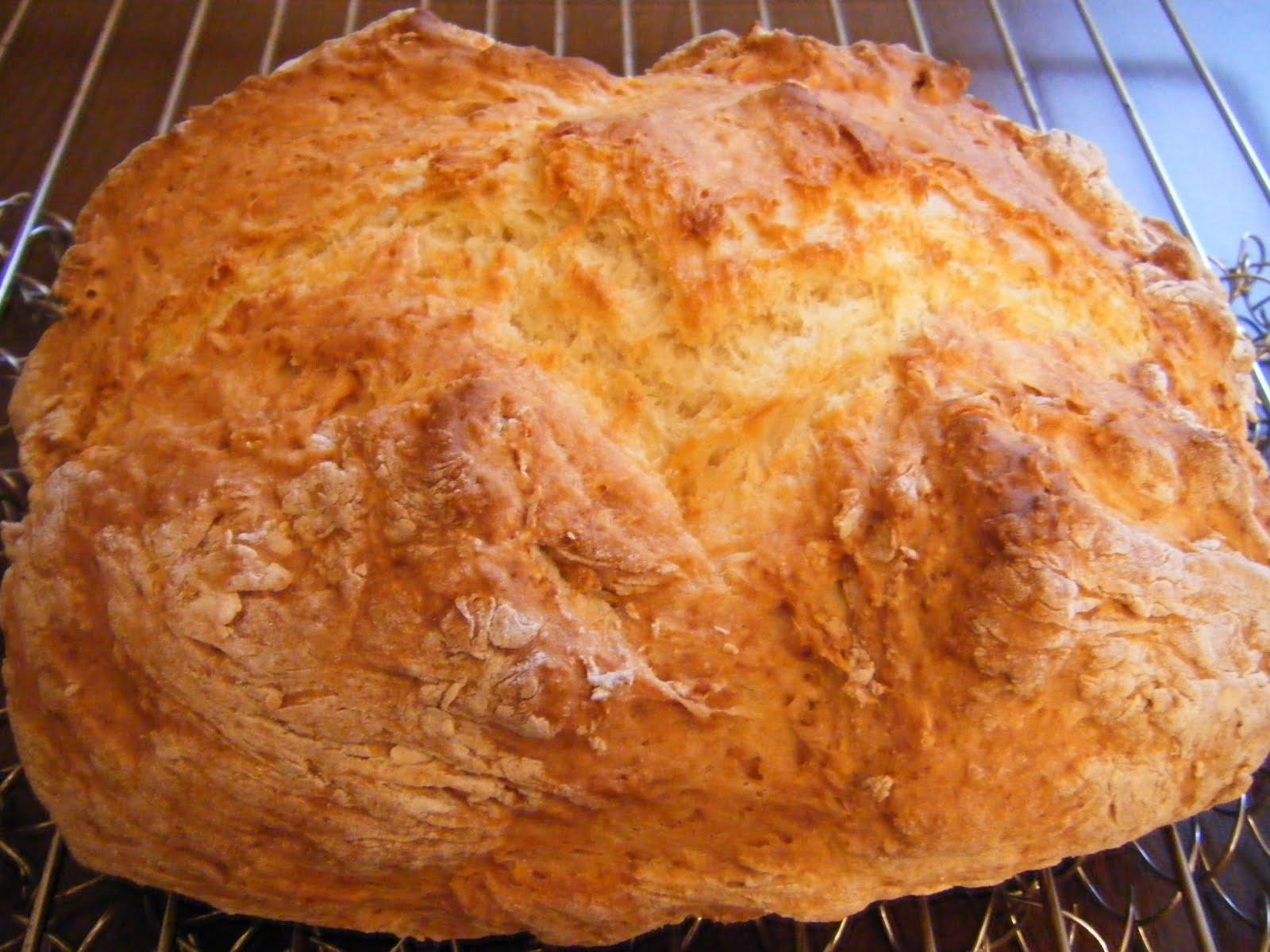 Sugar and Spice: Irish Soda Bread