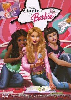 El+Diario+De+Barbie Colección de barbie 12 DVDs