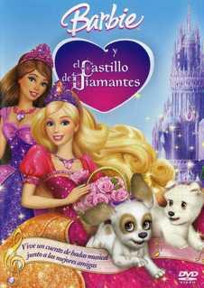 Barbie+y+el+Castillo+de+Diamantes Colección de barbie 12 DVDs
