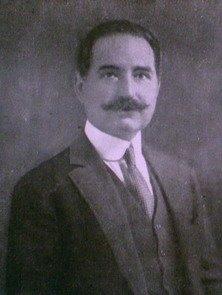 Ingeniero Icilio Chiocci (Florencia  04-04-1875- S/D)