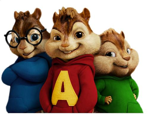 alvin and the chipmunks-#9