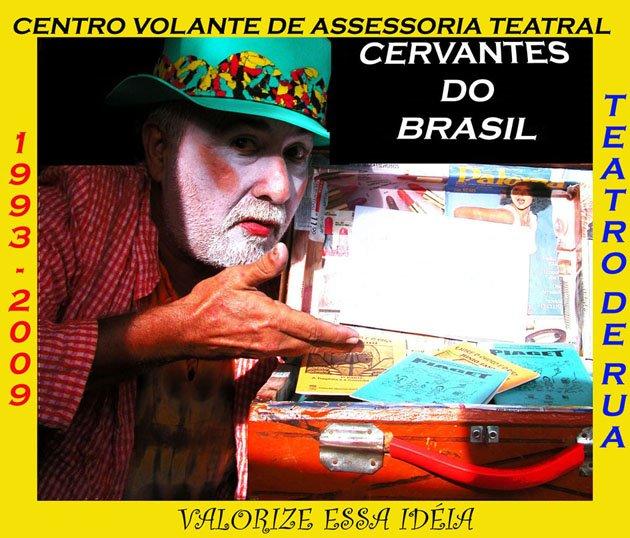 CERVANTES DO BRASIL