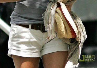 Jennifer Aniston Shorts