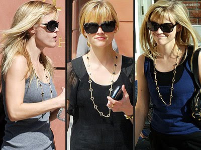 The Look 4 Less Van Cleef Amp Arpels Alhambra Necklace