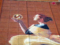 Largest Public Arts Mural Shreveport Louisiana