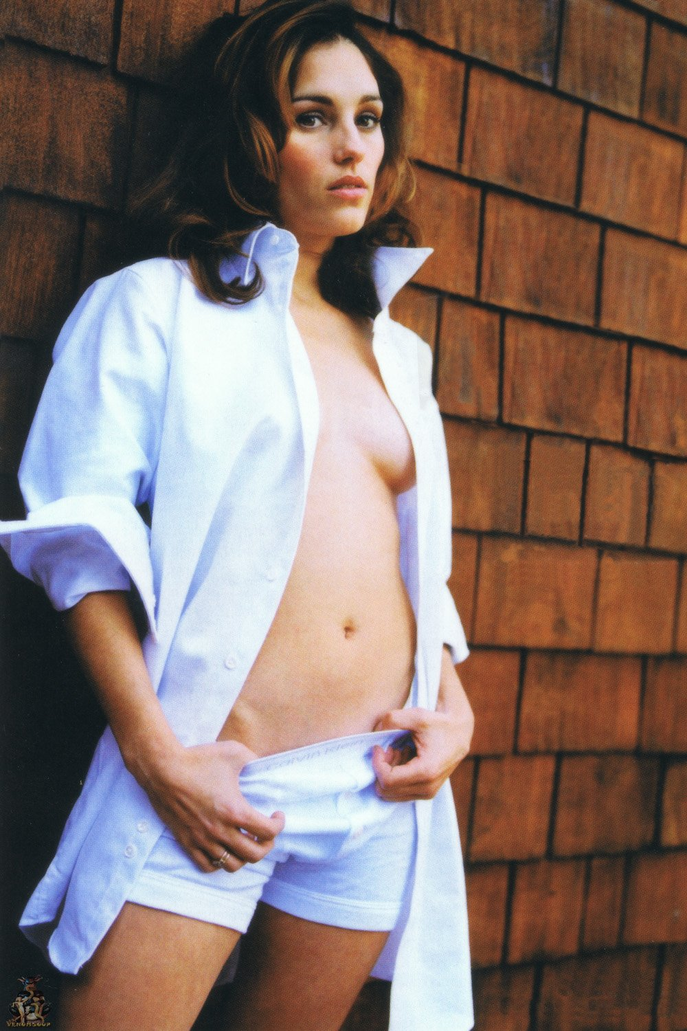 Celebrity Crush: Amy Jo Johnson (Revised)