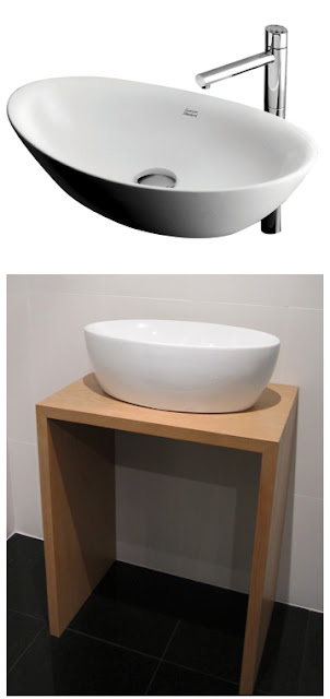 Goring hotel london searching for tiles small basins for Small bathroom basins