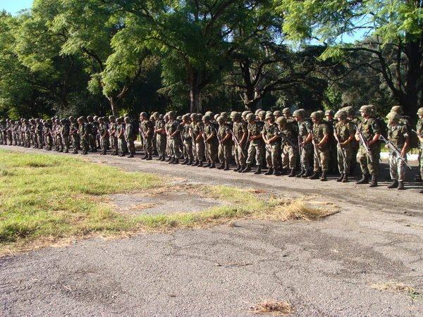 El Krav y Kapap Maga en el ejercito argentino y la guardia