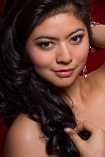 miss indonesia Qory Sandiorivia