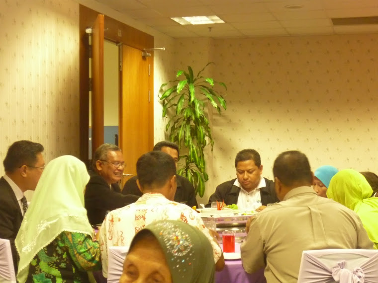 MAKAN BERSAMA VIP KKLW