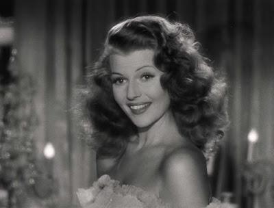 Rita Hayworth Pin Up