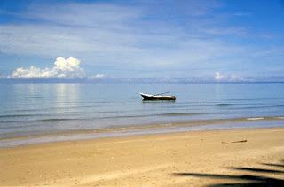 Playa en Ko Chang Tailandia