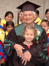 Discurso y Video  Rectora de la Universidad Nueva Esparta con motivo del Acto de Grado Mayo 2008.