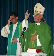 UNE Misa de Grado mayo 2008