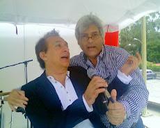 Jorge Spiteri y JM Avalos.