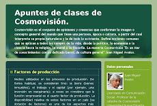 Apuntes para las clases de COSMOVISIÒN