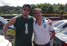El Prof. Yani Capuzzi, Director de Deportes UNE se sintió muy satisfecho en el LIPESAM