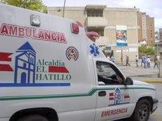 Protección Civil prestando apoyo a los votantes con Paramédicos y ambulancias en la UNE