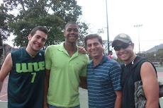 UNE Triunfante en Volleyball de Cancha y Arena MASCULINO