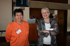 Dra. Marina Polo  y la M.Sc. Guillermina Lander Grimaldi. La UNE se Reforma: propuesta