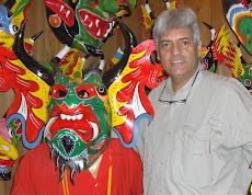 Rumbo a los Diablos Danzantes de Yare, se realiza 9no jueves después del jueves santo de cada año
